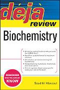 Deja Review Biochemistry