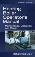 Heating Boiler Operator's Manual Maintenance, Operation, and Repair