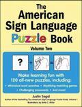 American Sign Language Puzzle Book