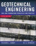 Geotechnical Engineering Soil and Foundation Principles and Practice