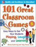 101 Great Classroom Games Ames
