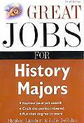 Great Jobs for History Majors