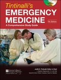 Tintinalli's Emergency Medicine: A Comprehensive Study Guide, Seventh Edition (Book and DVD)...
