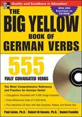 Big Yellow Book Of German Verbs 555 Fully Conjugated Verbs