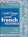 Michel Thomas Speak French Vocabulary Builder
