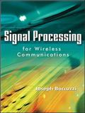 Signal Processing in Wireless Communications