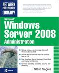 Microsoft Windows Server 2007 Administration