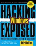 Hacking Exposed Windows Windows Security Secrets and Solutions