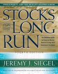 Stocks for the Long Run: The Definitive Guide to Financial Market Returns & Long-Term Invest...
