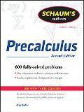 Schaum's Outline of Precalculus