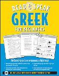 Read and Speak Greek for Beginners