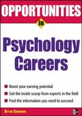 Opportunities in Psychology Careers