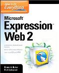 How to Do Everything: Microsoft Expression Web 2