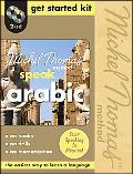 Speak Arabic Get Started Kit--The Michel Thomas Method (2-CD Starter Program)