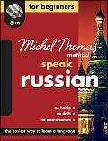 Speak Russian For Beginners--The Michel Thomas Method (10-CD Beginner's Program)