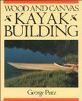 Wood and Canvas Kayak Building
