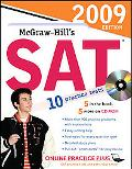 McGraw-Hill's SAT with CD-ROM, 2009 Edition