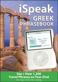 iSpeak Greek Phrasebook (MP3 + Guide)