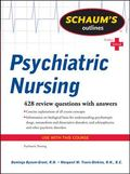 Schaum's Outline of Psychiatric Nursing (Schaum's Outline Series)