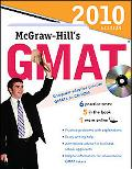 McGraw-Hill's GMAT with CD-ROM, 2010 Edition