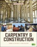 Carpentry and Construction, Fifth Edition
