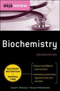 Deja Review Biochemistry, Second Edition