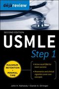 Deja Review USMLE Step 1, Second Edition