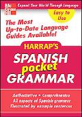 Harrap's Pocket Spanish Grammar (Harrap's language Guides)