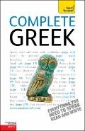 Complete Greek with Two Audio CDs: A Teach Yourself Guide (TY: Complete Courses)