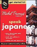 Michel Thomas Method Japanese Get Started Kit, 2-CD Program