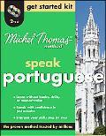 Michel Thomas Method Portuguese Get Started Kit, 2-CD Program
