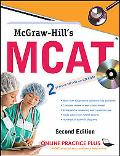 McGraw-Hill's MCAT with CD-ROM, Second Edition (McGraw-Hill's MCAT (W/CD))
