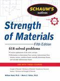 Schaum's Outline of Strength of Materials (Schaum's Outline Series)