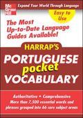 Harrap's Pocket Portuguese Vocabulary (Harrap's language Guides)