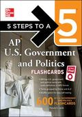 5 Steps to a 5 AP U.S. Government and Politics Flashcards for your iPod with MP3/CD-ROM Disk...
