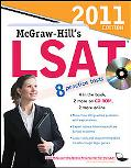 McGraw-Hill's LSAT with CD-ROM, 2011 Edition (Mcgraw Hill's Lsat)