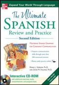 Ultimate Spanish Review and Practice with CD-ROM, Second Edition (UItimate Review & Referenc...