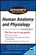 Schaum's Easy Outline of Human Anatomy and Physiology (Schaum's Easy Outlines)