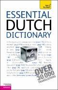 Essential Dutch Dictionary: A Teach Yourself Guide