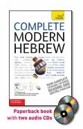 Complete Modern Hebrew with Two Audio CDs: A Teach Yourself Guide