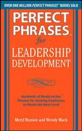 Perfect Phrases for Developing Leaders
