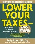 Lower Your Taxes - Big Time 2011-2012