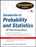 Schaums Outline of Introduction to Probability and Statistics (Schaum's Outline Series)