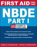 First Aid For The NBDE Pt. 1 : A Student-To-Student Guide