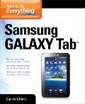 How to Do Everything Samsung Galaxy Tab