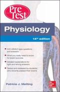Physiology Pre Test Self-Assessment and Review