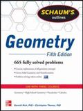Schaum's Outline of Geometry, 5th Edition