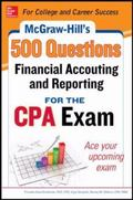 Mcgraw-Hill's 500 Financial Accounting and Reporting Questions for the Cpa Exam