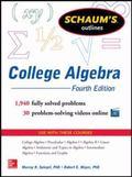 Schaum's Outline of College Algebra, Fourth Edition