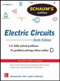 Schaum's Outline of Electric Circuits, 6th edition (Schaum's Outline Series)